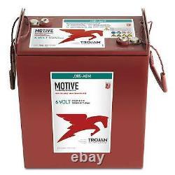 Trojan Motive J305-AGM 6V 310Ah Deep Cycle Sealed AGM Battery Made in USA