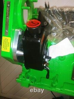 USA MADE! BILLET Cummins/Saginaw power steering mount and gear full kit! 12/24v