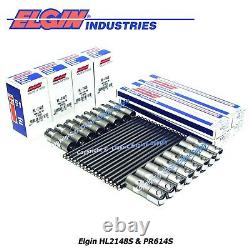 USA Made Push Rod & Lifter Kit (16 each) Fits Some 1999-2014 GM 5.3L LS Engines
