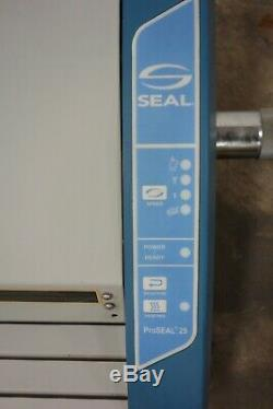 Used Seal Graphics ProSeal 25 25 Pouch Board Laminator Made in USA Tested