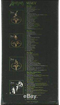 VENOM MMV'05 TOP RARE 1st PRESS Made In USA (CASTLE Music/SANCTUARY) SEALED