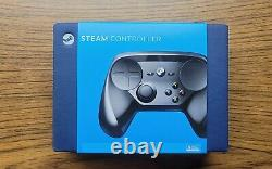 Valve Steam Controller SEALED + NEW Black Model 1001 Made In USA