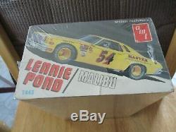 Vintage AMT Model Kit Lennie Pond Malibu # T443 Sealed no Bar Code Made in USA