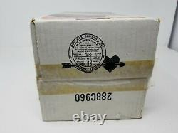 Vintage Coleman Gas Lantern 288A700 Adjustable 2 Mantle Sealed Box Made in USA