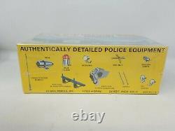 Vintage Jo-Han Police Emergency Wagon Car 1/25 Model Kit Sealed C-5100 USA Made