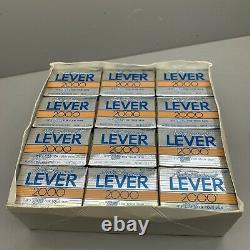 Vintage Lever 2000 Original Bar Soaps Mini Made In USA 24 pack sealed Boxes