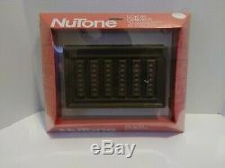 Vintage NuTone Door Chime. LA-15V Madeira New Old Stock. Sealed. USA Made Z1