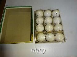 Vintage PAUL HARNEY SIGNATURE LOGO GOLF BALL KROYDON MADE IN USA sealed Dozen