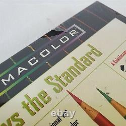 Vintage Sanford Prismacolor 120 Colored Pencil Set Sealed 1999 Made in USA