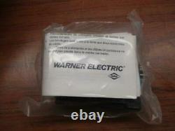 Warner Electric CBC-802 Clutch Brake Controller Factory Sealed NEW Made in U. S. A
