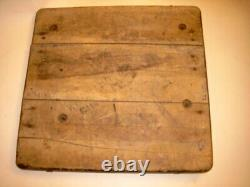 Watling Blue Seal (lg. Window) Rolator / Top Wood Base And Sides Made In USA