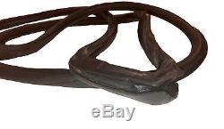 Windshield Rubber Weatherstrip Seal Ea 1972-80 International Scout II USA Made