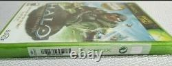 Xbox Halo Combat evolved Factory Sealed Collectors Quality Foil USA Made